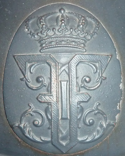 Attribut roumain (Ferdinand 1er).