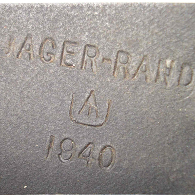 JAGER-RAND - 1940.