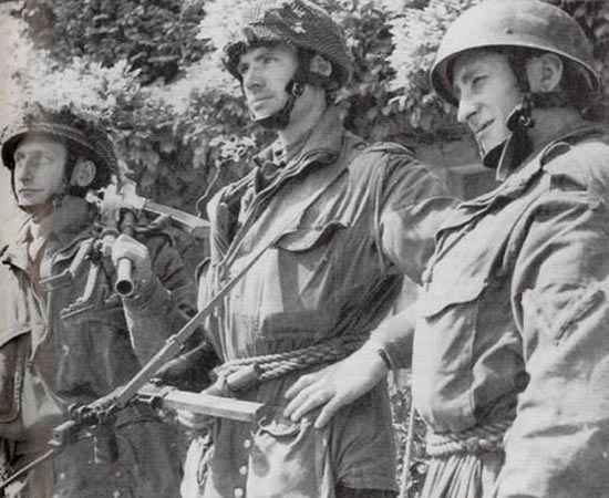 Helmet, Steel, Airborne Troops, Mark I.