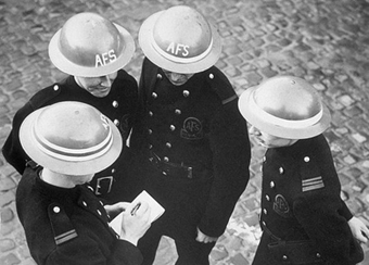 Commandant, Fireman, Leading fireman, Section officer.