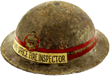 Home Office - Fire inspector.