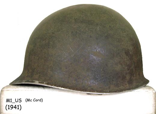 US M-1 Mc Cord, M1941, servant d'étalon.