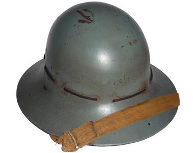 Civilian Steel Helmet