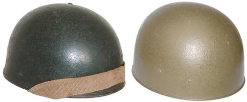 Casque suisse modèle 48 et 48/62